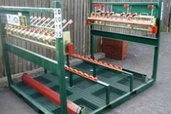 STORAGE & SHIPPING PALLETISER SYSTEM