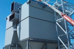 POWER STATION FILTER PLANT - FILTER BOXES & HOPPERS