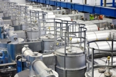 WASTE TO ENERGY PYROLOSIS PLANT - GASIFIERS & PYROLOSIS CHAMBERS