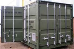 SHIPMENT CONTAINER