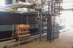 1650°C TUNNEL KILN FOR ADVANCED CERAMICS