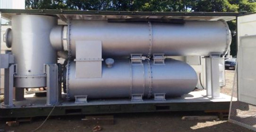 TO ENERGY PYROLOSIS PROJECT