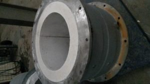 Refractory Casting