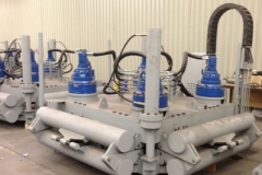 WATER TREATMENT HYDRAULIC MIXER UNITS