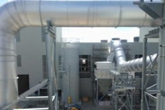 POWER STATION FILTER PLANT - MULTI CYCLONE SUPPLY DUCT