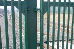 SAFETY SECURITY FENCING